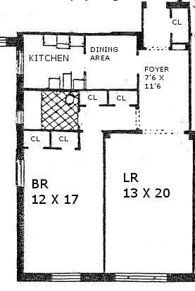 108-25 72nd Avenue Unit 2M-16